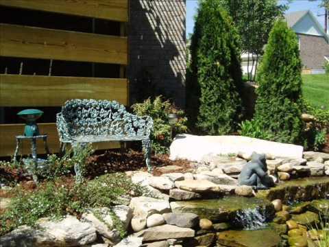 Garden Landscaping Ideas Landscaping Ideas Around Garden Shed