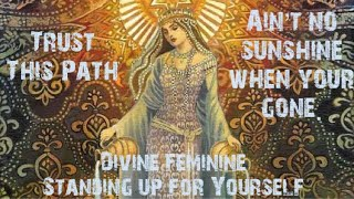 """🔮 Divine Daily  DF """" Empress in your power standing up for yourself"""""""