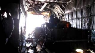 C-130 Heavy Equipment Airdrop School House Ride #4