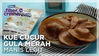 Resep Karya Rasa Nusantara - Kue Cucur Gula Merah Manis Legit