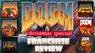 DOOM Franchise (Switch) Review (Video Game Video Review)