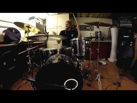 Clutch - X Ray Visions Drum 'Cover'