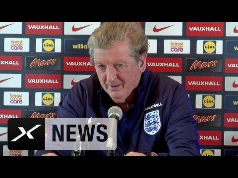 Roy Hodgson über Wayne Rooney: Wäre enttäuscht, wenn... | England - Niederlande