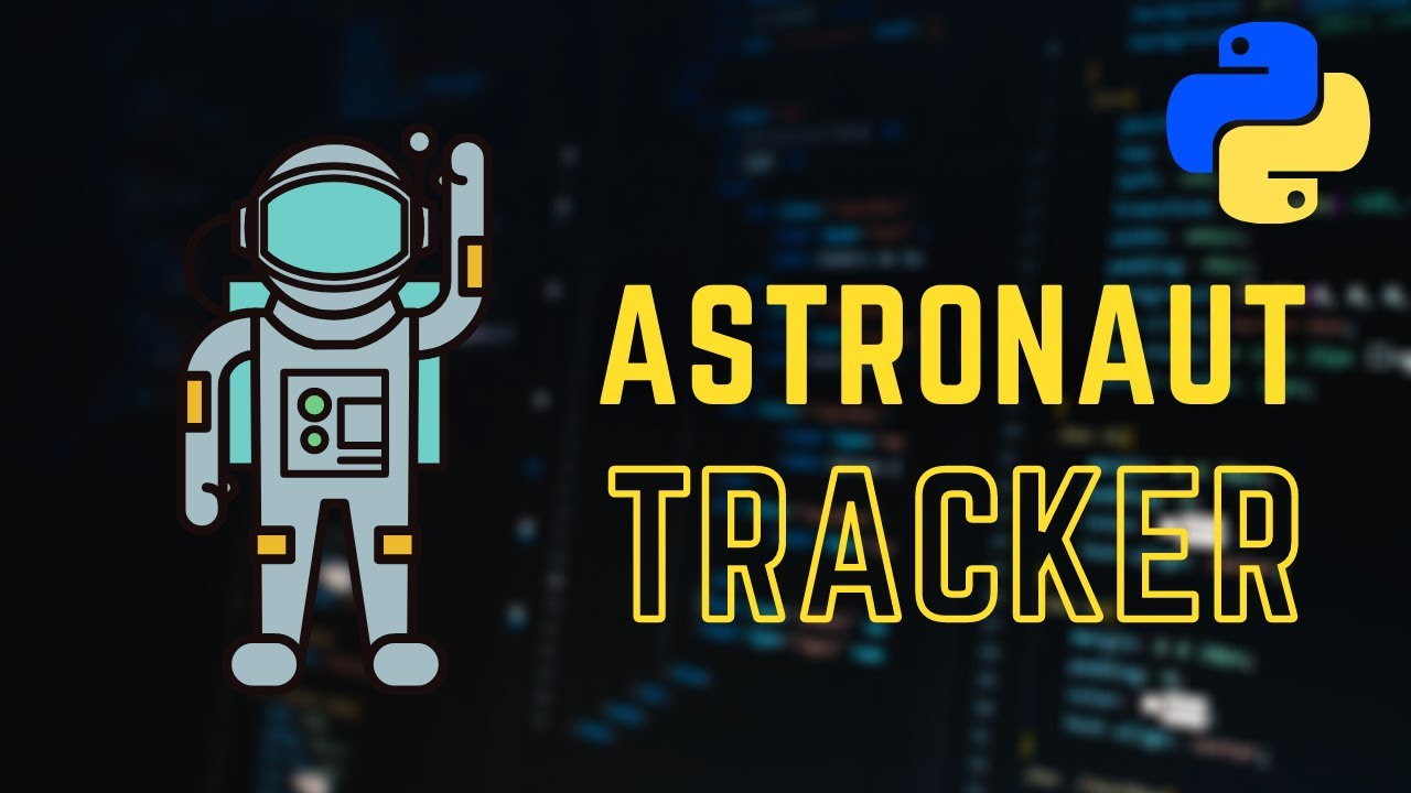 Find the number of astronauts in Space, International Space Station using Python.
