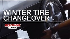 When to Switch to Winter Tires & Proper Winter Tire Storage | Discount Tire