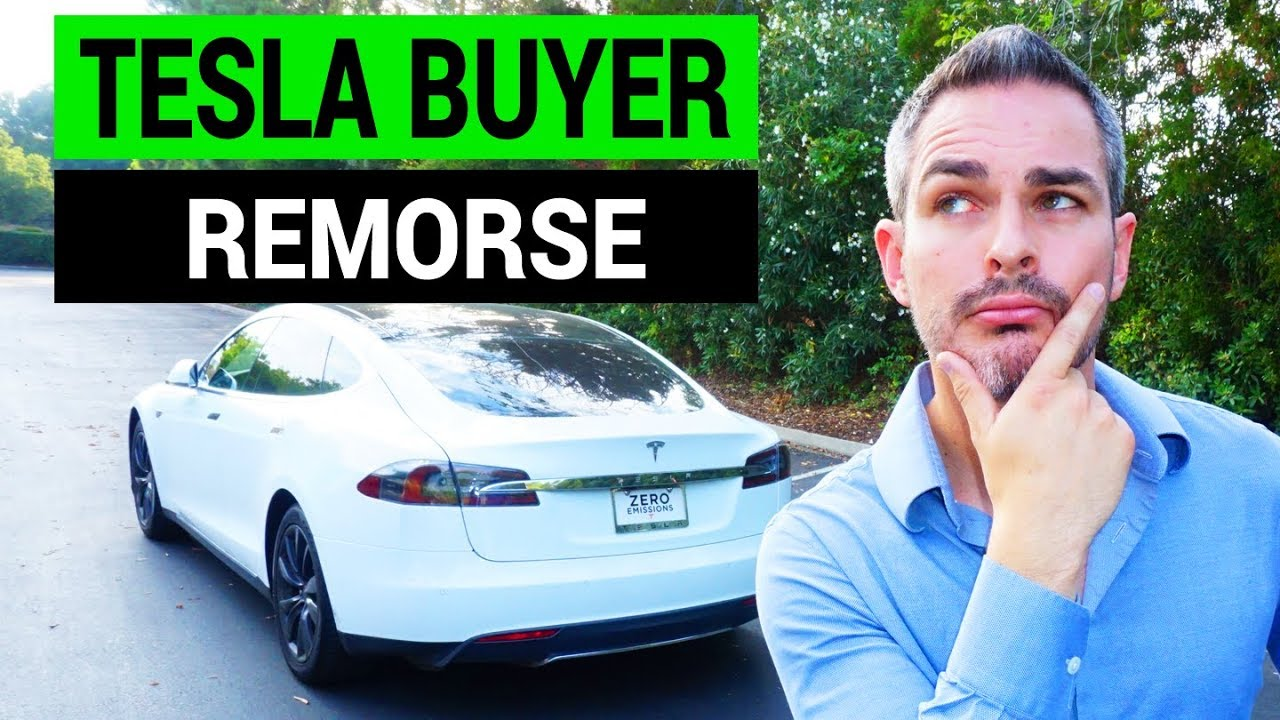 Buyers Remorse Car >> Tesla Buyers Remorse Outdated Within A Year