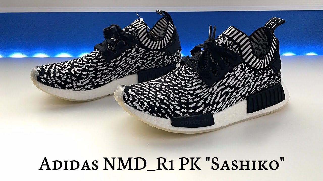 new product bcc16 56af0 Adidas NMD R1 PK