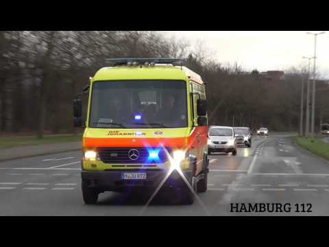 Die Johanniter Intensivverlegung JUH Intensiv Transport Wagen [ITW] Hannover