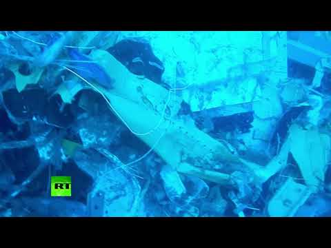 RAW: Divers search wreckage of Indonesia Lion Air plane cras