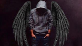 фотошоп туториал крылья