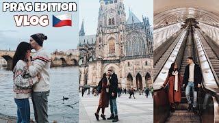 So entstehen UNSERE FOTOS, wenn wir ALLEINE reisen 😏 Prag Wochenende - Vlog 🇨🇿 | Ebru & Tuncay