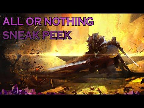 Guild Wars 2 Living World Season 4 Episode 5 All or Nothing Sneak Peek thumbnail