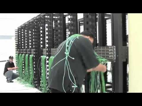 Cabling a SoftLayer Server Rack.mp4
