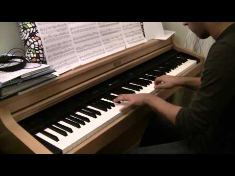 Muse - Resistance (piano cover)