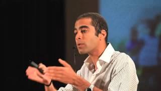 Keep your back straight: Mahmoud Wafik Sabae at TEDxYouth@Cairo