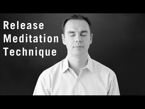 Release Meditation Technique - Instruction by Founder Brendo