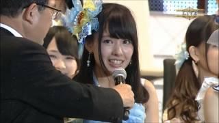 2013年AKB選抜総選挙 28位 山田菜々.