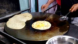 "Egg-Chicken ""Kathi"" Roll 