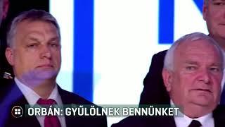 Orbán: Gyűlölnek bennünket 19-09-27