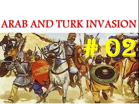 MIH 02 - Arab and Turk Invasions in India