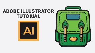 Adobe illustrator Tutorial | Bag illustration design