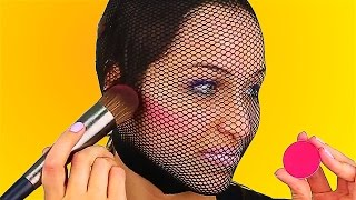 15 WEIRD BEAUTY HACKS THAT WORK MAGIC thumbnail
