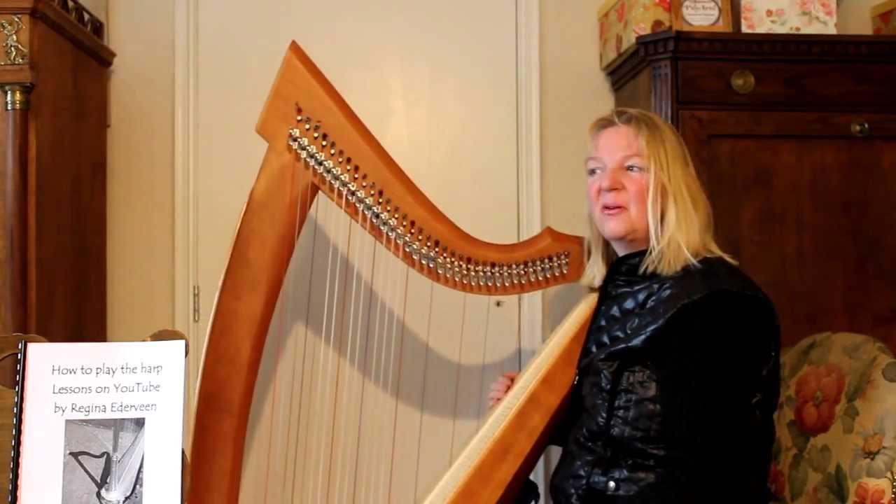 How To Play The Harp : how to play the harp now lesson 2 youtube ~ Vivirlamusica.com Haus und Dekorationen
