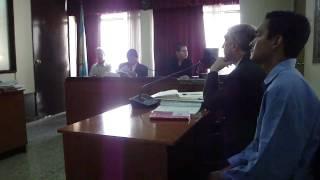 Audiencia apertura a juicio implicado bombazo rutas Quetzal