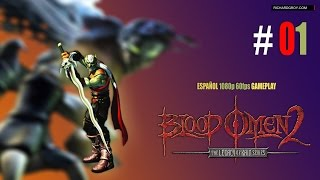 #01 Blood Omen 2: Legacy of Kain - Game Oldies - PC - Español ★Gameplay