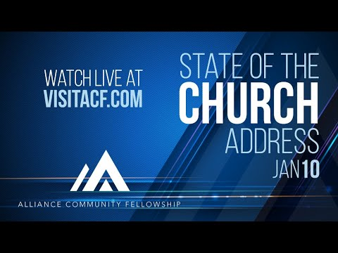 ACF State of the Church Address