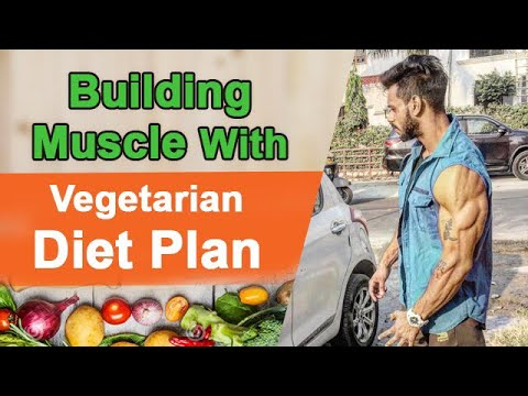 whey protein on a vegtarian diet
