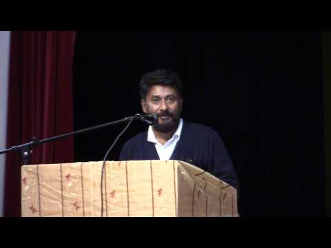 "Vivek Agnihotri on ""Questioning Dominant narratives and Free speech in a new India"""