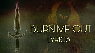 """""""Burn Me Out"""" by FOZZY - Guild of Lyrics"""