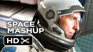 Reach For The Stars - Interstellar Space Exploration Movie Mashup (2014) HD