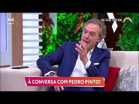 Pedro Pinto: «Isto é O Grande Desafio Dos últimos 70 Anos» | Você Na TV