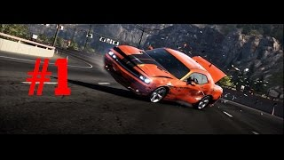 NFS: Hot Pursuit - Crazy Crashes and Brutal Busts montage #1