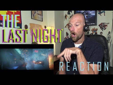 The Last Night - Official E3 Trailer - Reaction