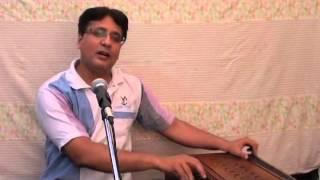 Zindagi Jab Bhi Teri Bazm Mein - Ghazal by Nishant Akshar