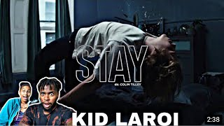 Couples Reacting to The Kid LAROI, Justin Bieber - Stay (Official Video)