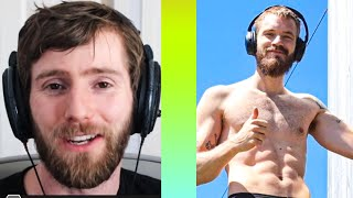 PewDiePie Called Me Weak!