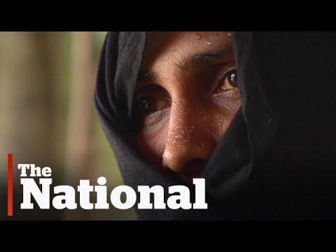 Rohingya Muslim refugees share horrific survival stories