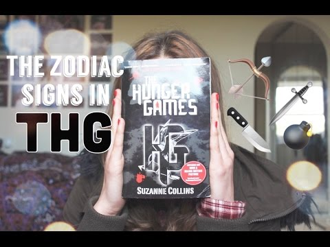 ☾The Zodiac Signs in the Hunger Games☽