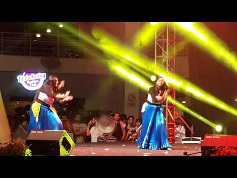 Creative dance from India