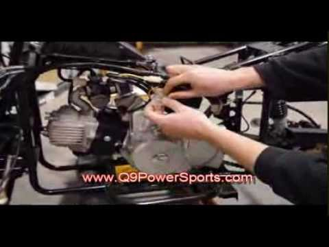 Learn how to Change the Fuse on a Four Wheeler Q9 PowerSports USA