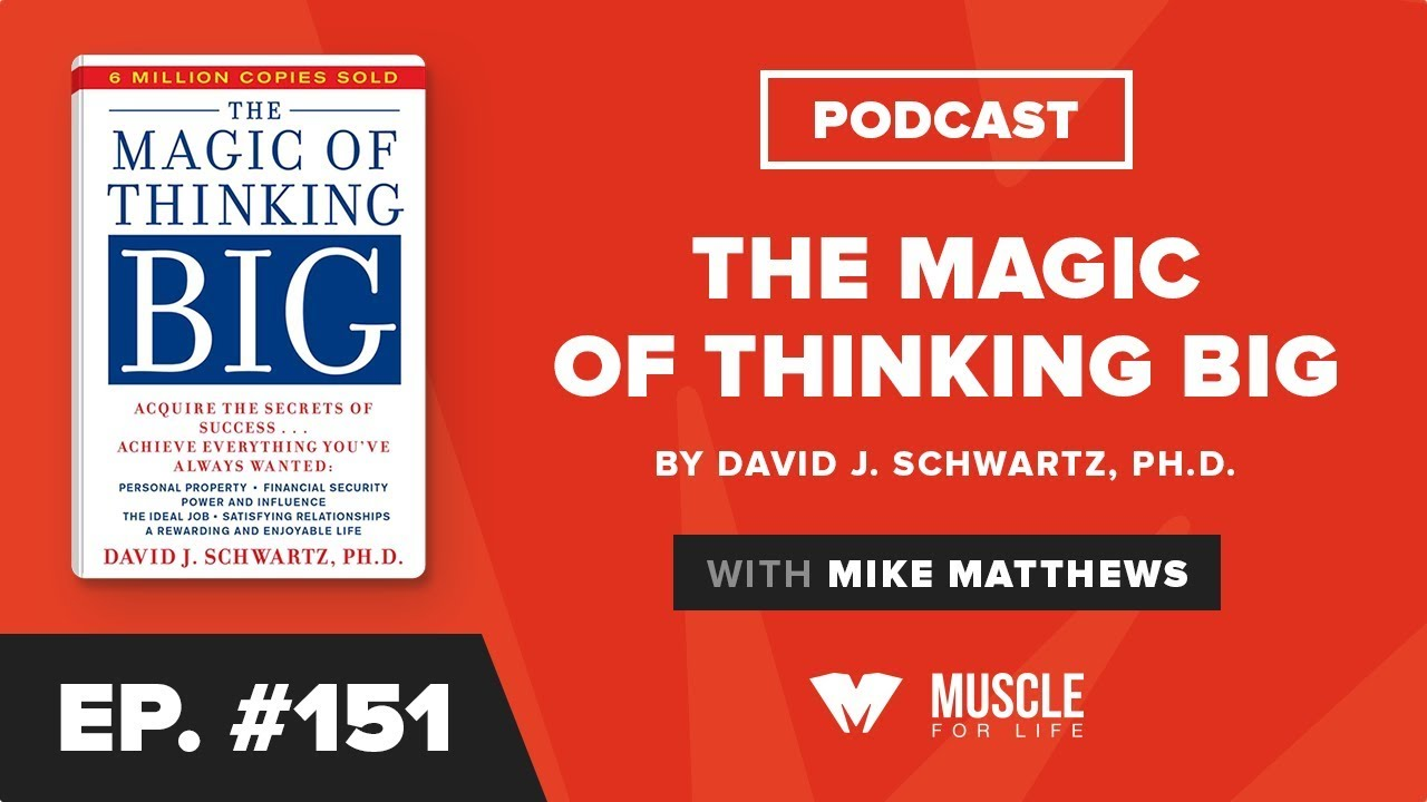 Book Club The Magic Of Thinking Big By David J Schwartz border=