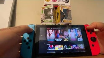 How To Get *NETFLIX* On Nintendo Switch (GIVEAWAY)