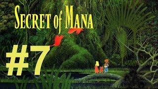 SECRET OF MANA • #07 - Das Rätsel um Pandora [HD+German] | Live Let's Play Secret of Mana Remake