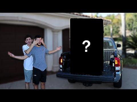 Thumbnail: SURPRISING MY BROTHER WITH A HUGE GIFT!!