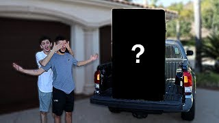 SURPRISING MY BROTHER WITH A HUGE GIFT!! | FaZe Rug