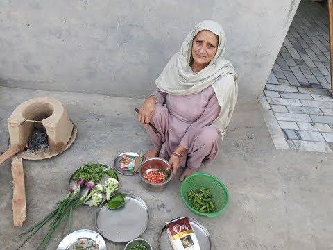 VEGETABLE BIRYANI or pulao recipe Veg biryani recipe | veg village food | vegetarian|